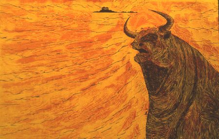 The Bull by Sabra Field