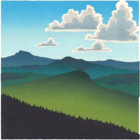 mountain tops II
